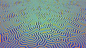 Irregular labyrinth