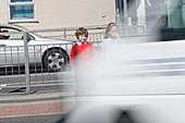 Children and traffic