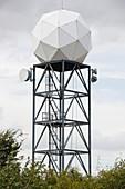 Weather radar system