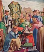 Caledonian Market, 1936