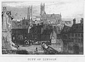 City of Lincoln, 1845