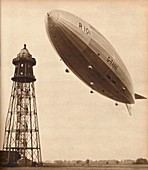 The R101, 1930, (1938)