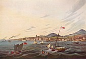 View of Dundee, 1824