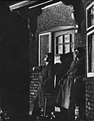 Civil Defence volunteers, 1942