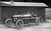 Isle of Man TT race, 10 June 1914