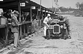 JCC Double Twelve race, Brooklands, May 1931