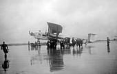 Armstrong Whitworth Argosy, Croydon Aerodrome, 1931
