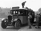 1929 W&G coach