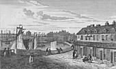 Marine Parade & Harbour, 1820