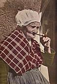 An Aged Bretonne, c1913