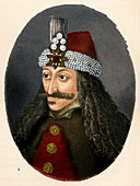 Vlad III, Prince of Wallachia, c1906, (1907)