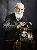 Lord Kelvin, Scottish mathematician and physicist