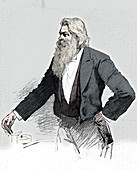 Joseph Wilson Swan, British physicist and chemist
