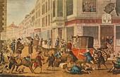 The modern tradesman, 1774