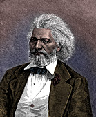 Frederick Douglass, American diplomat and abolitionist