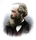 James Clerk Maxwell, Scottish theoretical physicist
