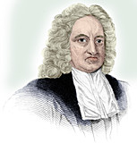 Edmond Halley, English astronomer