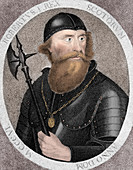 Robert I, commonly Robert the Bruce, King of Scotland