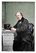 WH Fox Talbot, British photography pioneer, 1901