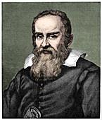 Galileo Galilei (1564-1642), 1882