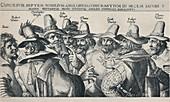 The Gunpowder Plot Conspirators, 1605, (1904)