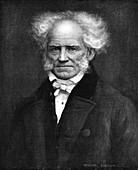 Schopenhauer, the German philosopher, c1911, (1911)