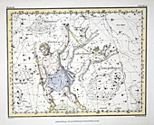 The Constellations (Plate VII), 1822