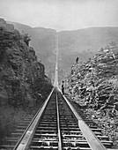 The Catskill Railway, 19th century