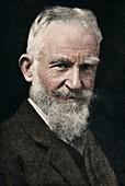 George Bernard Shaw, c1925