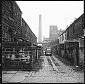 Richard Street, Burnley, Lancashire, UK, c1966-c1974