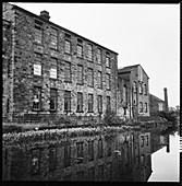 Airedale Mills, Bradford, West Yorkshire, UK, c1966-c1974