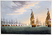 Battle of the Nile, August 1st 1798