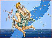 Constellation of Auriga, 1603