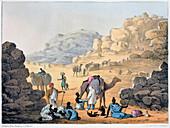 A Slave Kaffle, 1821