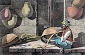 The Basket Maker, c1798