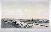 London and Croydon Railway, New Cross, Deptford, London