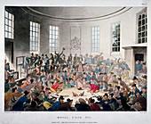 Royal Cock Pit, 1808
