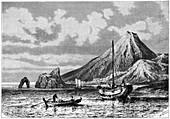 Cape Horner, Japan, 1895