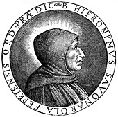 Girolamo Savonarola, Italian Dominican priest