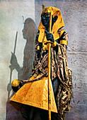 Wooden statue of Tutankhamun, Egypt, 1933-1934