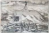 William Barents' Arctic expedition, 1596-1597