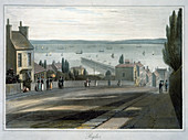 Ryde, Isle of Wight, 1814-1825