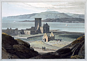 The Cathedral at Iona, Argyll and Bute, Scotland, 1817