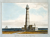 Lighthouse on the Start, Isle of Sandy, Orkney, 1821