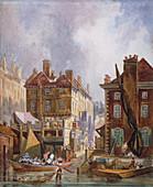 Hungerford Market, Westminster, London, c1810
