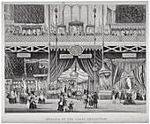 The Great Exhibition, Hyde Park, Westminster, London, 1851