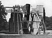 Lord Rosse's telescope, Birr, Offaly, Ireland, 1924-1926