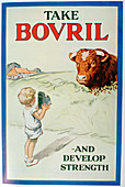 Bovril advert, 1930