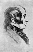 Charles Dickens, British novelist, in 1840