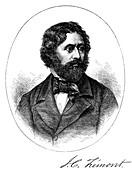 John C Fremont, American soldier and explorer